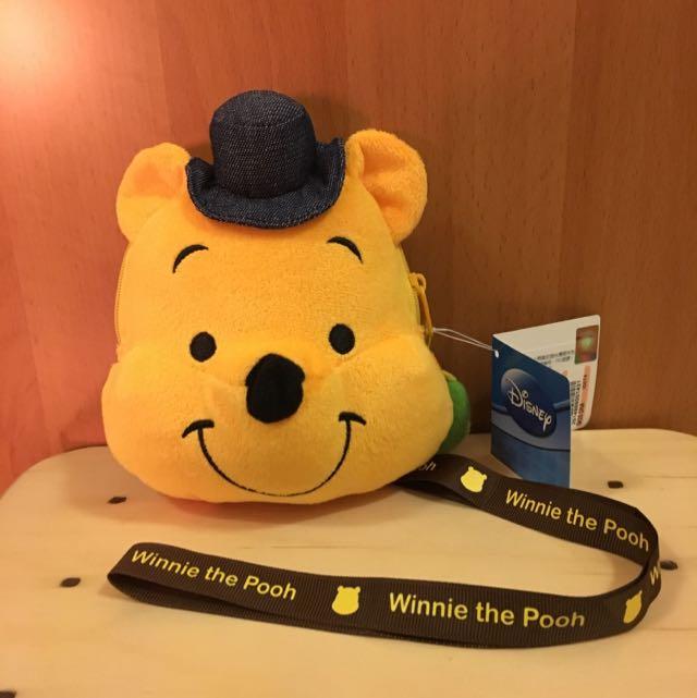 🙌迪士尼🙌小熊維尼遊台灣證件包