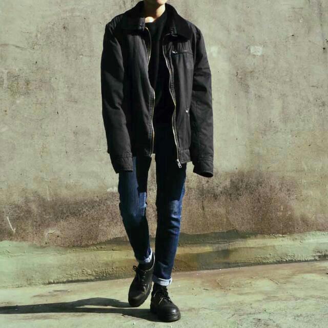 (已售出)香港購入工裝古著外套