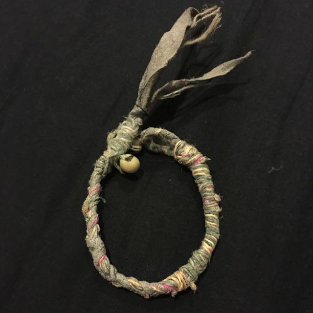 尼泊爾手工編織手環