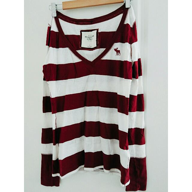 Abercrombie & Fitch Where's Wally Style Top