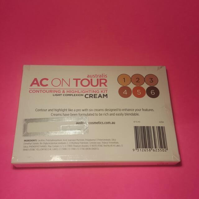 AC ON TOUR - Unopened- Contour Cream