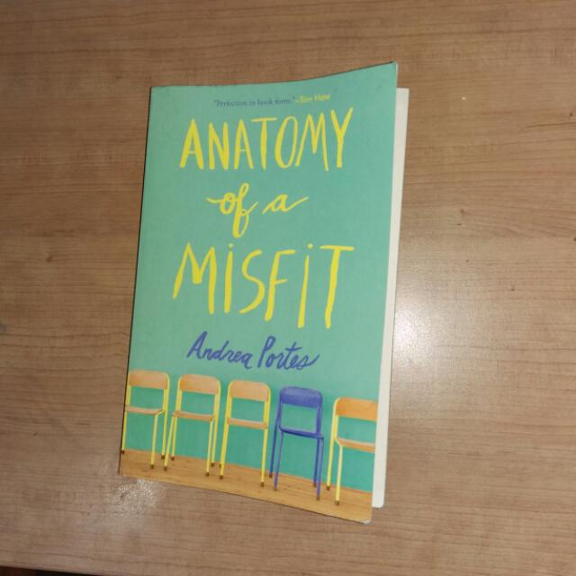 REPRICED Anatomy Of A Misfit By Andrea Portes