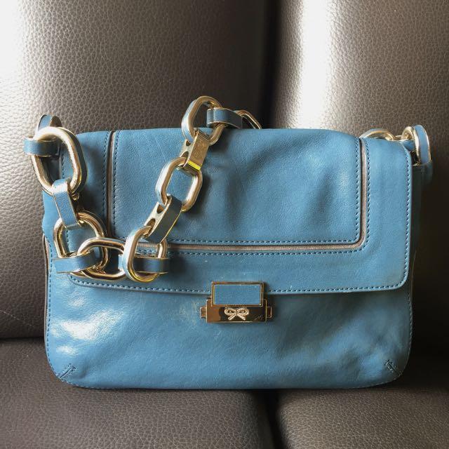 Anna Hindmarch shoulder chain bag 上膊手袋 #cnysale