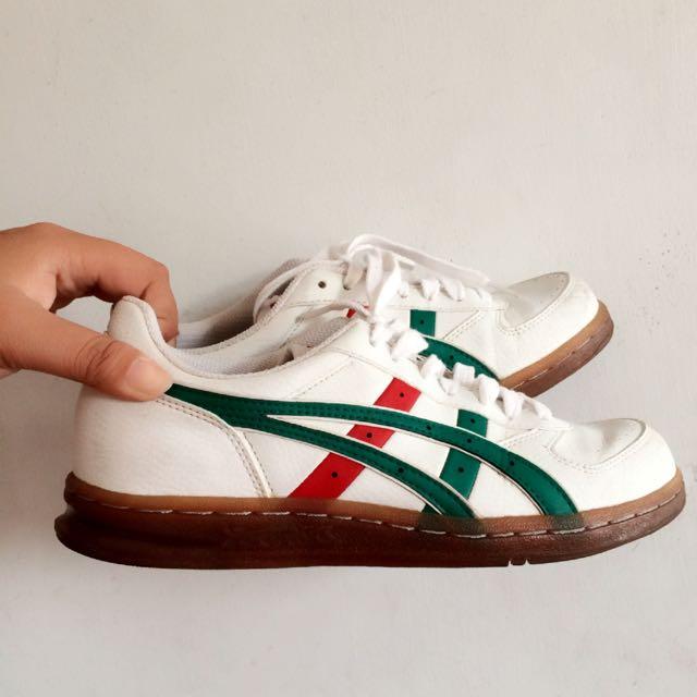 asics休閒鞋