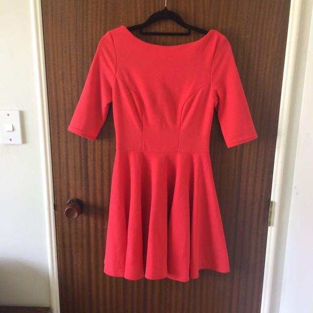 ASOS Crossback Dress