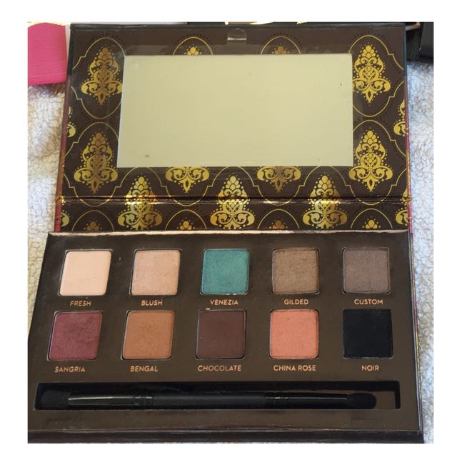 Authentic Anastasia Beverly Hills Palette