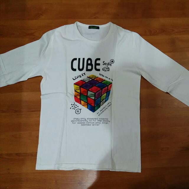 Baju Lengan Panjang Made In Korea
