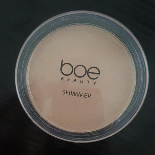 Boe Shimmer Powder