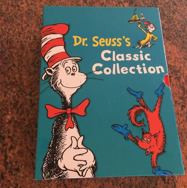 BRAND NEW DR SEUSS'S CLASSIC COLLECTION