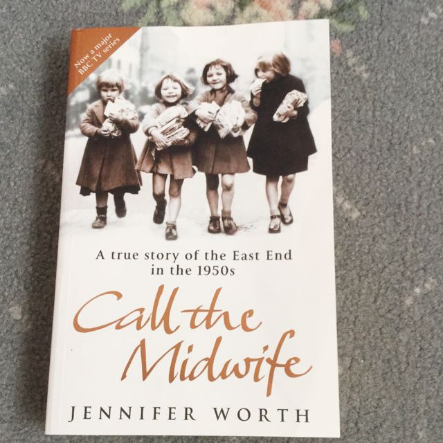 Call The Midwife- Jennifer Worth