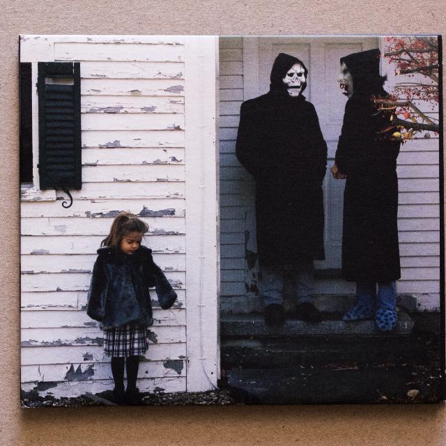 CD: Brand New - The Devil and God Are Raging Inside Me CD album