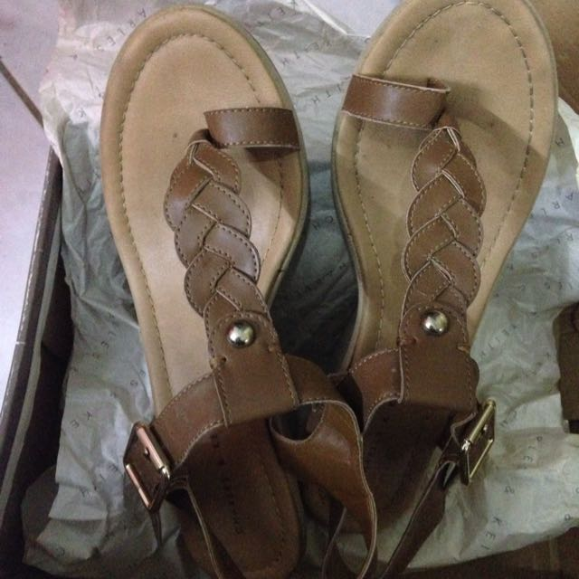 Charles And Keith Sandals
