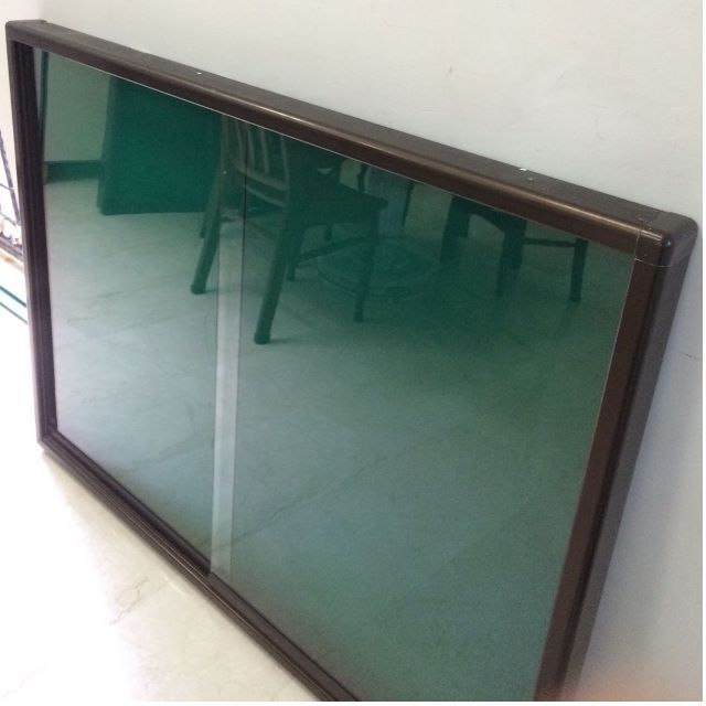 Cheap Notice Board With Glass Sliding Doors Furniture