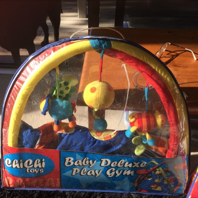Chi Chi Baby Play Gym