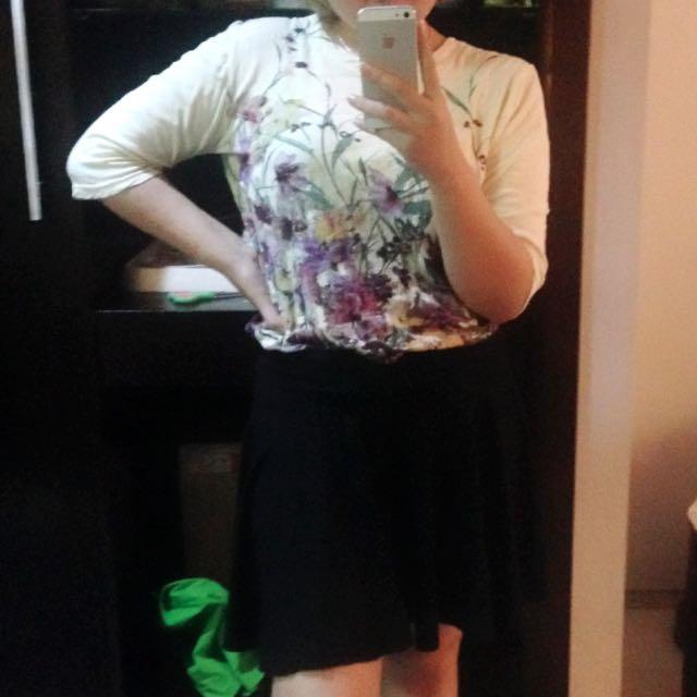 Chic blouse