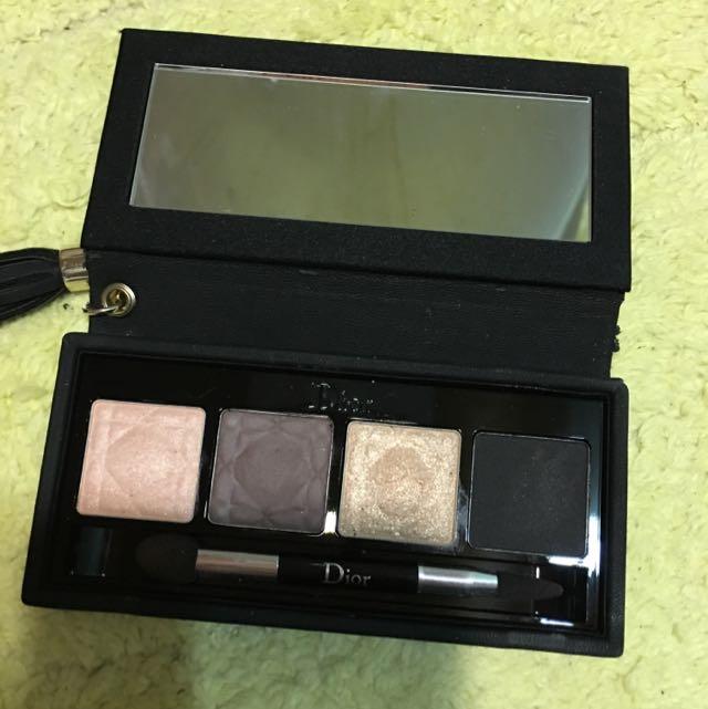 Dior眼影盤