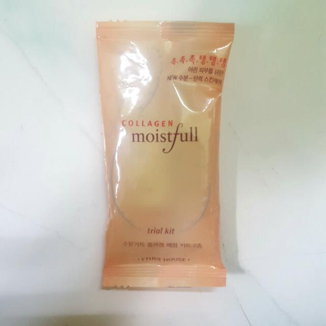 ETUDE HOUSE: collagen Moistfull Trial Kit