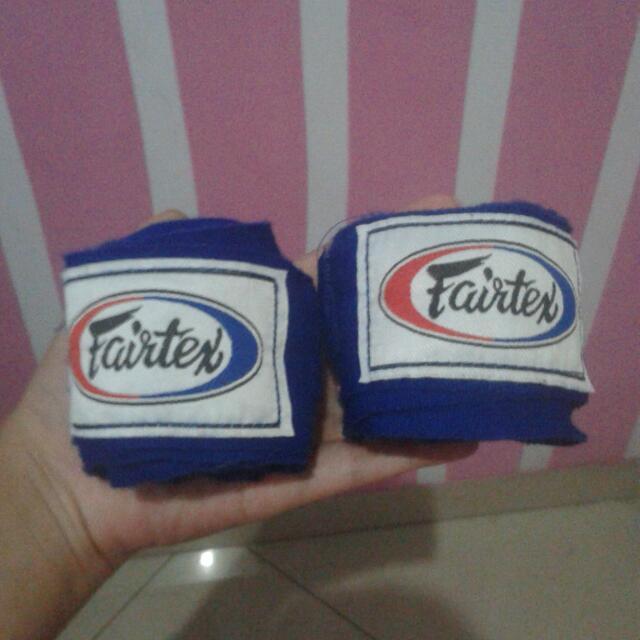 fairtex handwrap muaythai