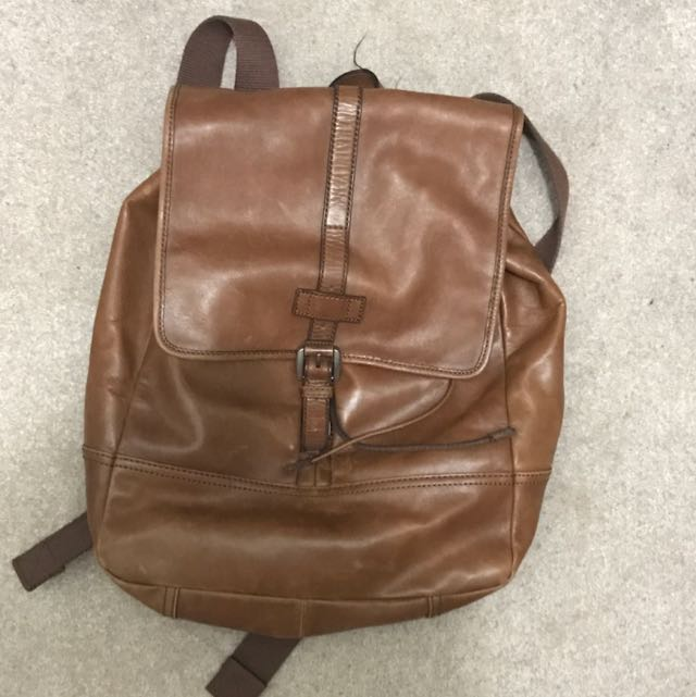 Fossil Backpack Unisex