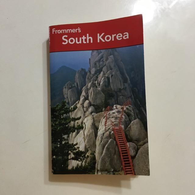 Frommer's Travel Guide To South Korea