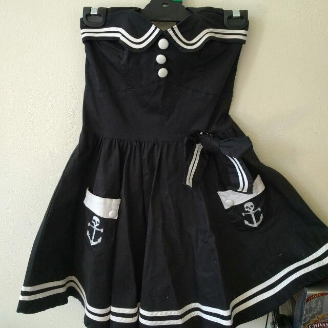 Hellbunny Dress
