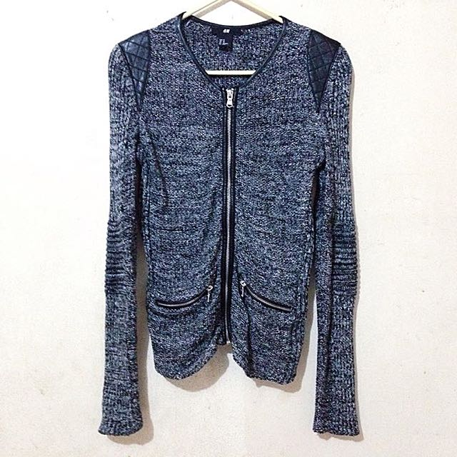 H&M Knit Jacket