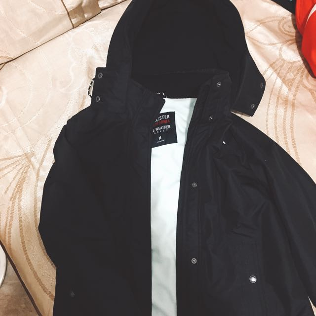 Hollister風衣外套