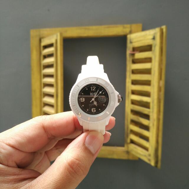 Jam ICE Putih Authentic 45daaf8672