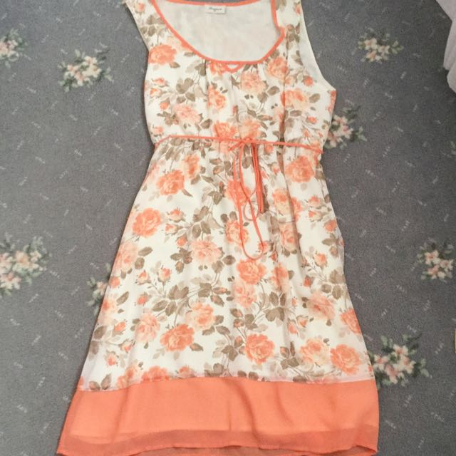 Jeanswest Floral Summer Dress