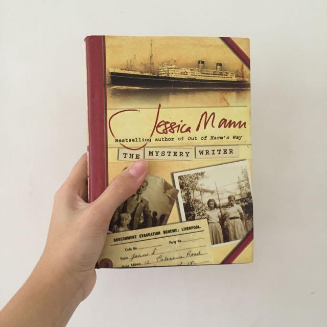 Jessica Mann - The Mystery Writer