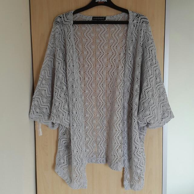 Lace Outer (Sixence)
