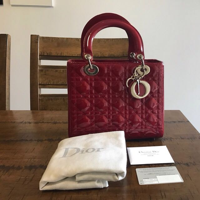 Lady Dior Small Size