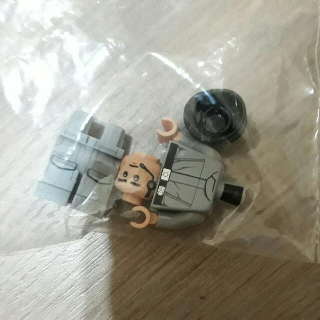 Lego Star Wars Imperial Officer From Set 75134 Toys Games Bricks
