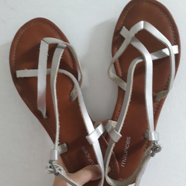 Maurices Strapped Sandals