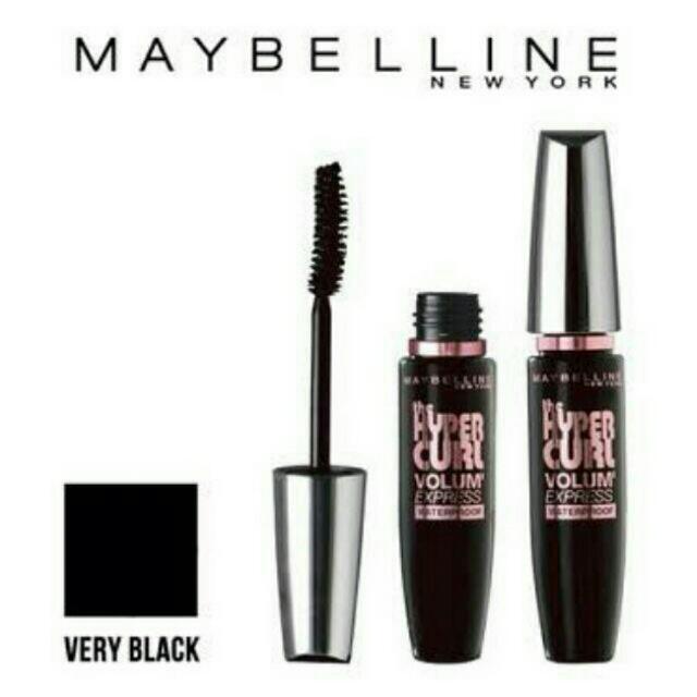 MAYBELLINE MASCARA BLACK