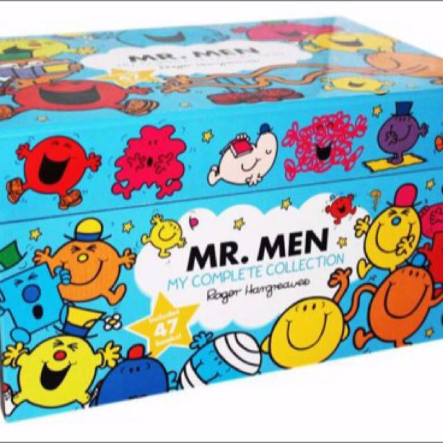 Mr Men My Complete Collection