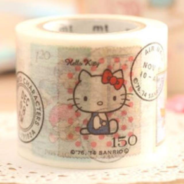 MT Exclusive Sanrio Stamp 40mmx10m