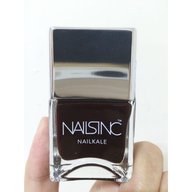 NAILSINC 指甲油
