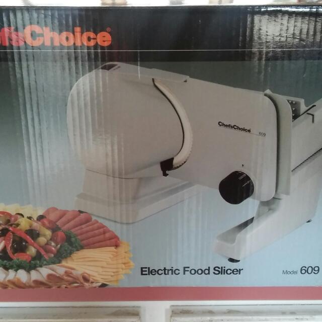 New Food Slicer