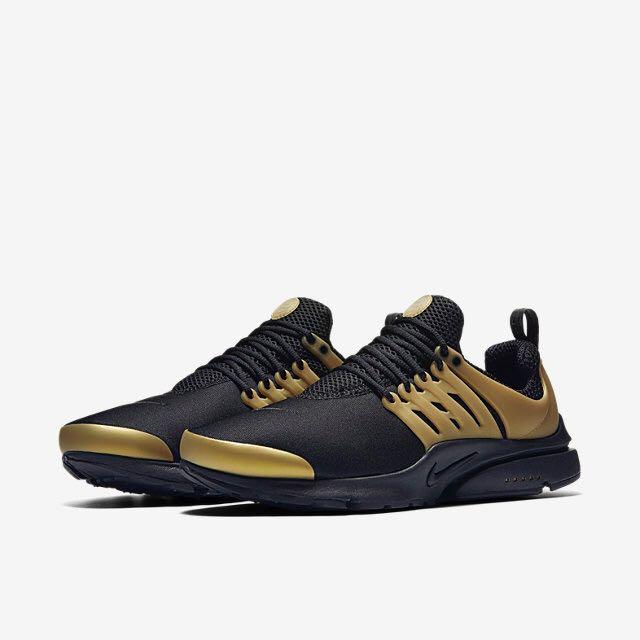 Nike Air Presto Essential (Men) - Black