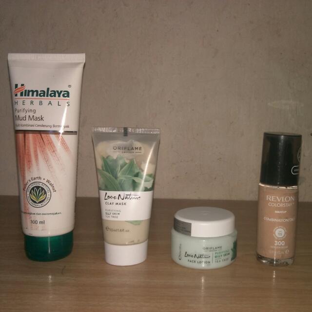 Preloved Skin Care And Make Up