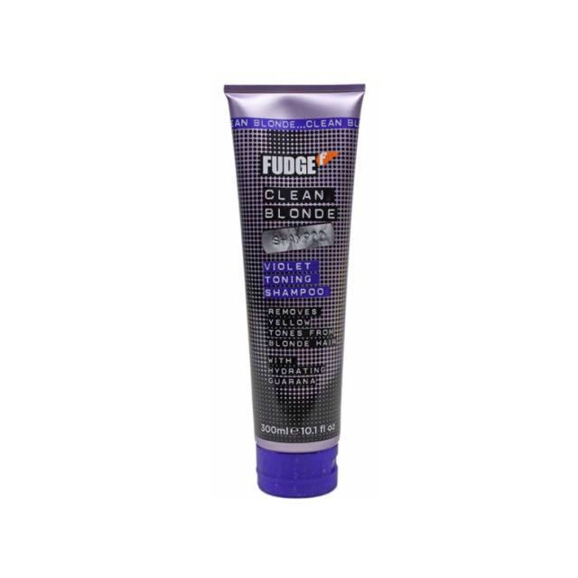 Purple Fudge Shampoo!