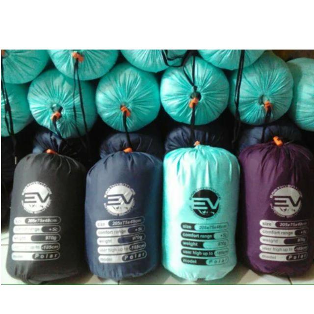 Sleeping bag polar tebal waterproof