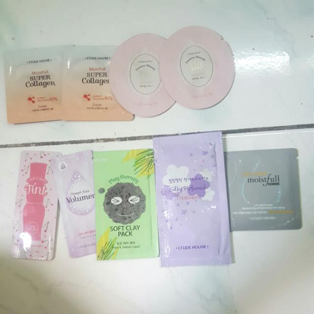 Take It All 40rb: ETUDE HOUSE sample/travel/mini Size