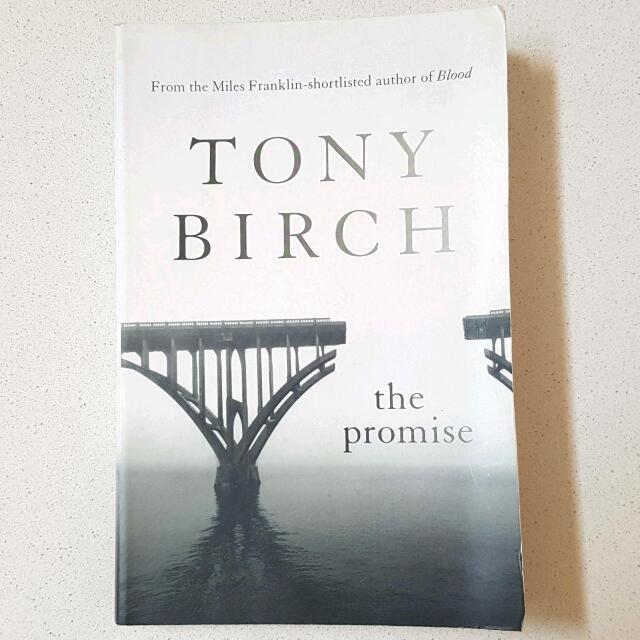 THE PROMISE: Written By Tony Birch