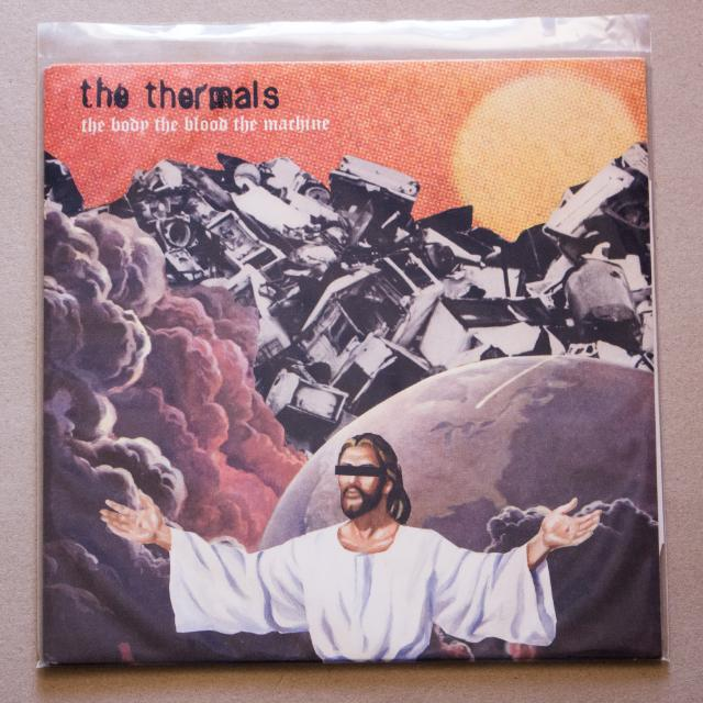 Vinyl: The Thermals - The Body, the Blood, The Machine vinyl album
