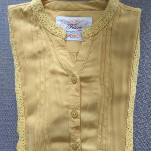 Triset Yellow Shirt