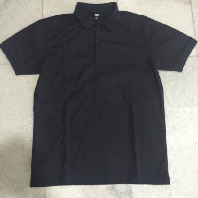 Uniqlo Black