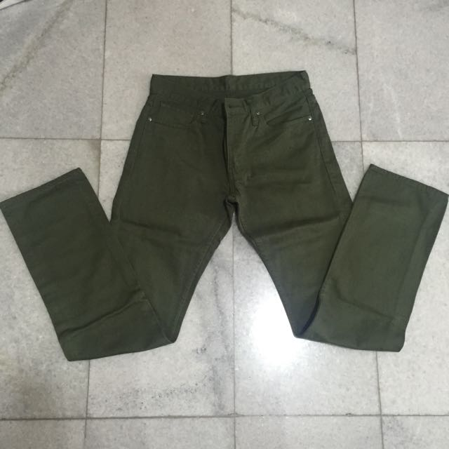 Uniqlo Chinos Pants