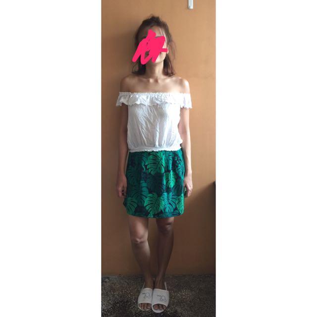 Weekend Wear (Top & Skirt)